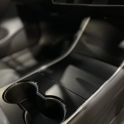 Tesla Model 3 Satin Center Console Protection