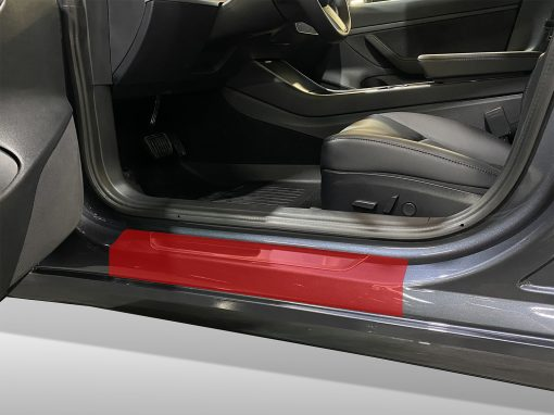 Tesla Mode 3 Front Door Sill Protection